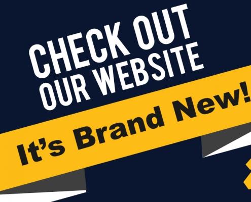 New Website!!!